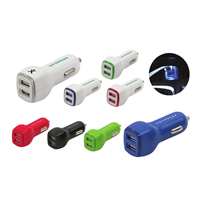 DS695 USB CAR CHARGER