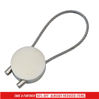KRR003  CABLE KEY RING