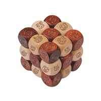 WDP005 RUBY WOODEN PUZZLE